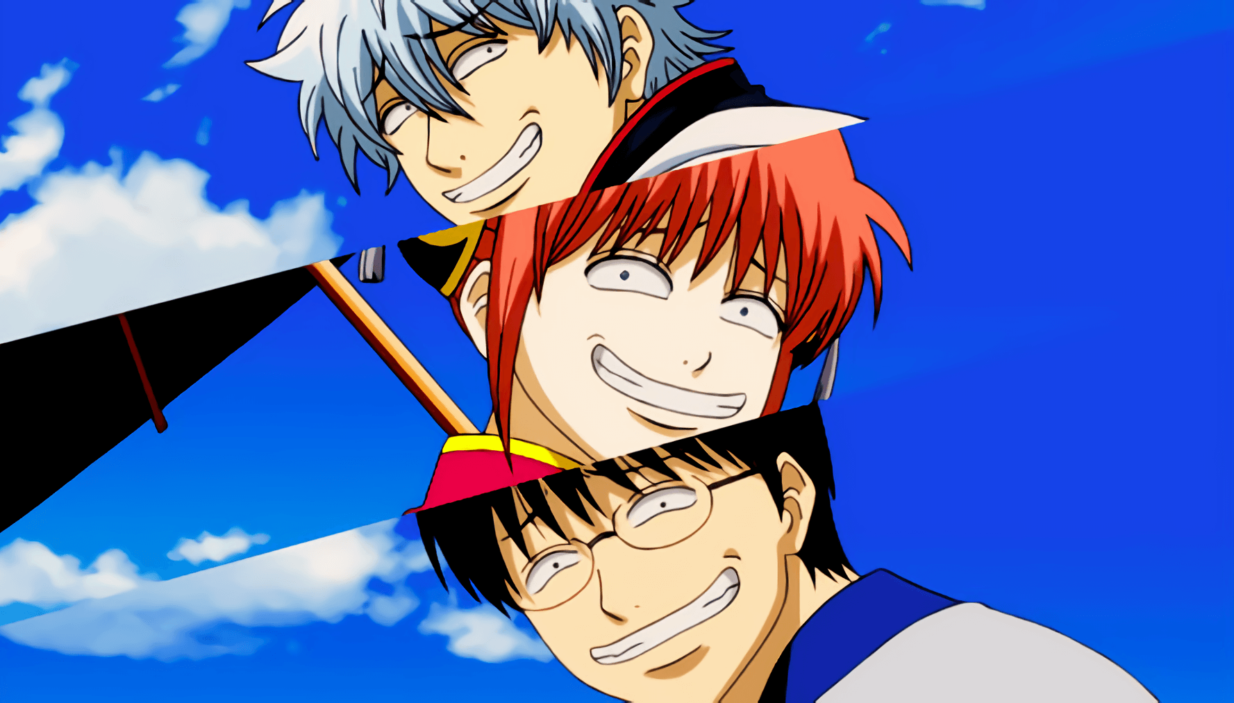 series anime gintama